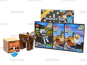 Конструктор для детей Minecraft, 14170, детские игрушки