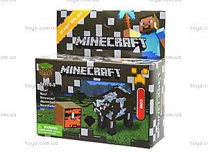 Конструктор для детей Minecraft, 14170, магазин игрушек