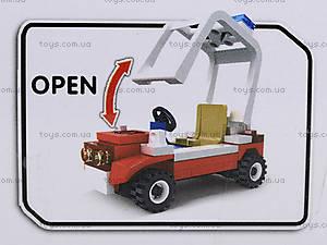 Конструктор детский «Пожарная охрана», 62 элемента, KY98202, купить