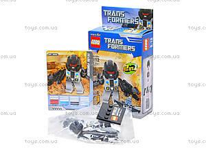 Конструктор Transformers для детей, 1591, фото
