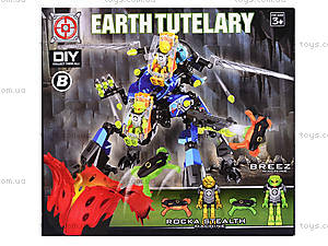 Конструктор для детей Earth Tutelary, 2015-3, отзывы