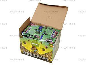Конструктор «Майнкрафт», мягкая упаковка, 14193, детские игрушки