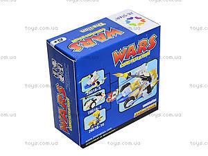 Конструктор детский Wars, 12 штук, 28018, купить