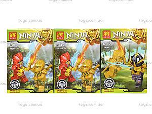 Конструктор с двумя фигурками Ninjago, 8 видов, 79269, купить