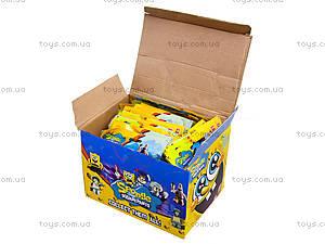 Набор конструктора «Спанч Боб», 24 штуки, 30106, детские игрушки