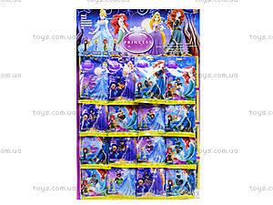 Конструктор для детей «Принцессы», 16 штук, 3800538007