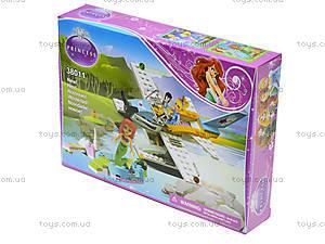 Детский конструктор «Принцессы», 38011, купить