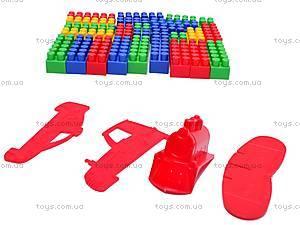 Конструктор, 380 элементов, 0540, игрушки