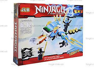Конструктор для детей серии Ninja, 3D6-12, фото