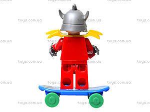 Конструктор «Герои Черепашек-ниндзя», 3D3801-3806, отзывы