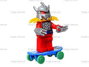 Конструктор «Герои Черепашек-ниндзя», 3D3801-3806, детские игрушки