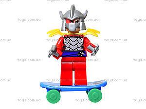 Конструктор «Герои Черепашек-ниндзя», 3D3801-3806, магазин игрушек