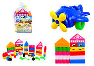 Игровой конструктор для детей, 50 деталей , 02-301, отзывы