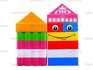 Игровой конструктор для детей, 50 деталей , 02-301, игрушки