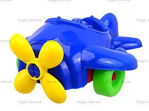 Игровой конструктор для детей, 50 деталей , 02-301, детские игрушки