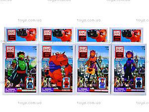 Детский конструктор Big Hero, 6 видов, 14941, фото