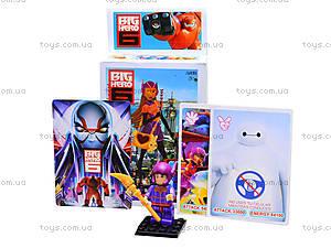 Детский конструктор Big Hero, 6 видов, 14941, цена