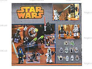 Конструктор серии Star Wars, 3 вида, 750303133, купить