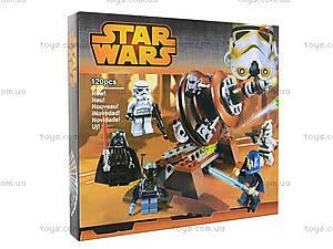 Конструктор серии Star Wars, 3 вида, 750303133, фото