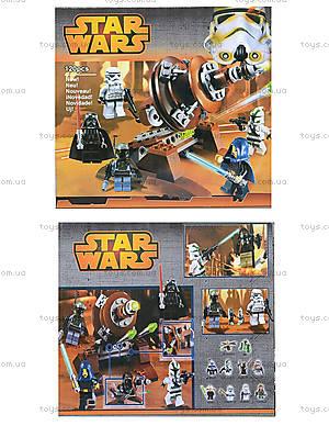 Конструктор серии Star Wars, 3 вида, 750303133