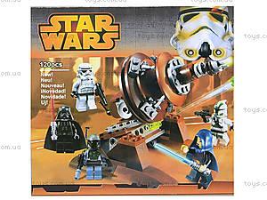 Конструктор серии Star Wars, 3 вида, 750303133, отзывы