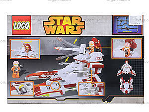 Конструктор Star Wars «Джедайский истребитель», 307 деталей, 75087, купить