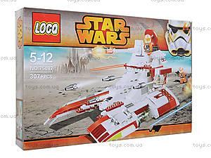 Конструктор Star Wars «Джедайский истребитель», 307 деталей, 75087, фото