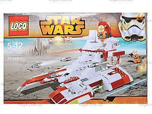 Конструктор Star Wars «Джедайский истребитель», 307 деталей, 75087, отзывы