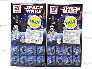 Конструктор Star Wars «Фигурка персонажа», 867A-H, купить