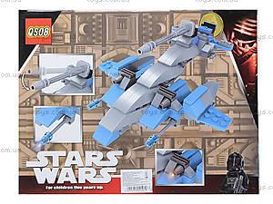 Детский конструктор Star Wars «Космолет», с фигуркой, 88099-17, купить