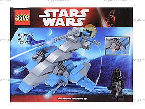 Детский конструктор Star Wars «Космолет», с фигуркой, 88099-17, отзывы
