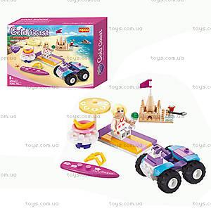 Конструктор «Золотой пляж», 96 деталей, XP96011, купить