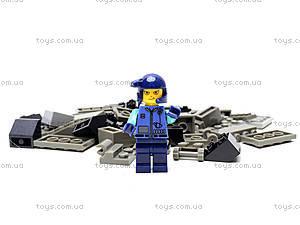 Конструктор Advanced Troop «Самолет», 2102, детские игрушки