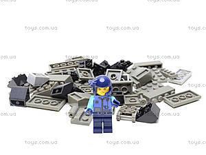 Конструктор Advanced Troop «Танк», 2109, детский