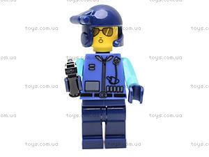 Конструктор Advanced Troop «Военная база», 2117, магазин игрушек