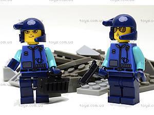 Конструктор Advanced Troop «Военная база», 2117, іграшки