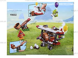 Детский конструктор Angry Birds, 167 деталей, 19002, купить