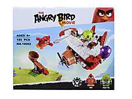 Детский конструктор Angry Birds, 167 деталей, 19002, фото