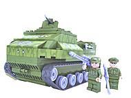 Конструктор «Армия», 199 элементов, 22408, фото