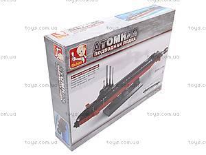 Конструктор «Атомная подводная лодка», M38-B0391R, отзывы