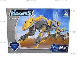 Конструктор Ausini «Heroes», 190 деталей, 25473, отзывы