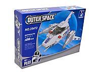 Конструктор Ausini «Открытый космос», 126 деталей, 25472, купить