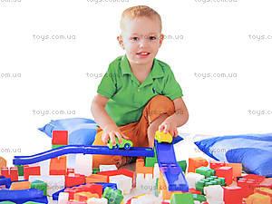 Детский конструктор из крупных блоков, 1807, цена