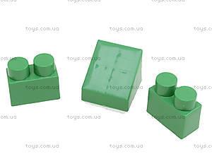 Детский конструктор «Авто-Блок №5», 114 деталей, 1814, игрушки