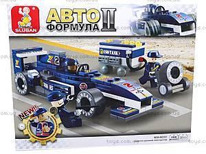 Конструктор «Авто-формула 2», M38-B0351R, отзывы