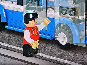Конструктор «Автобус», 235 деталей, M38-B0330, детские игрушки
