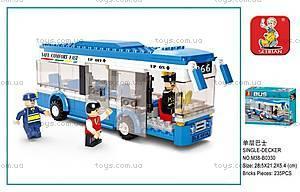 Конструктор «Автобус», M38-B0330R, купить