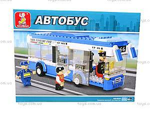 Конструктор «Автобус», M38-B0330R, цена