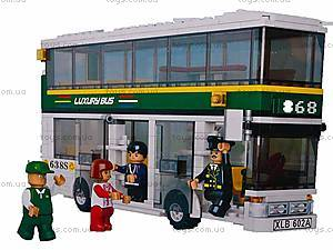 Конструктор «Автобус/Троллейбус», M38-B0331R, купить