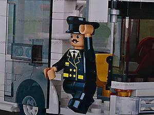 Конструктор «Автобус/Троллейбус», M38-B0331R, фото